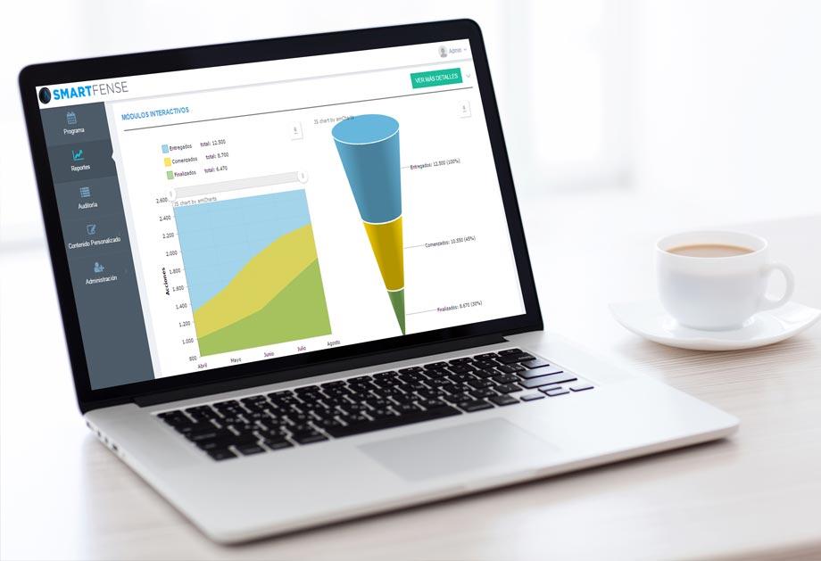 Imagen representativa del producto Plataforma SaaS